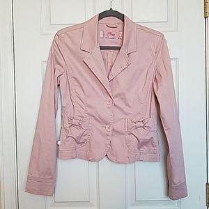 Dusty Rose Jacket/Blazer